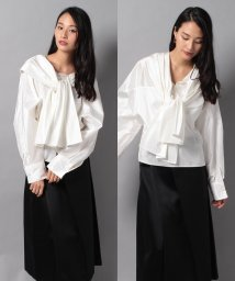 beautiful people/memory taffetatie blouse/500463217