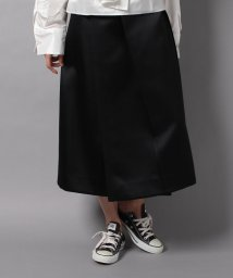 beautiful people/s/w satinwafuku a‐line skirt/500463218
