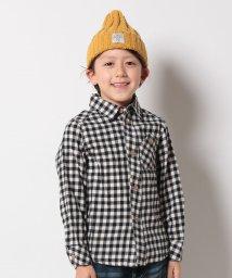 LAGOM/ギンガムチェックシャツ/500543187