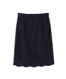 PROPORTION BODY DRESSING/ブラッシュレースタイトスカート/500563243