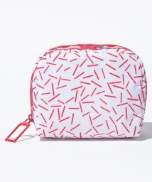 LeSportsac/SQUARE COSMETIC 30th スプリンクルズ/LS0019118