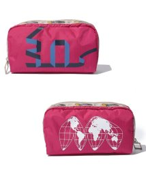 LeSportsac/RECTANGULAR COSMETIC 30th ベリー/LS0019128