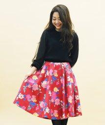 31 Sons de mode/【Ray1月号掲載】マルチカラー花柄スカート/500564634
