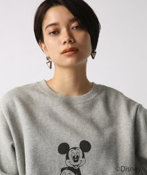 AZUL by moussy/MICKEY MOUSE SWEAT PO/500533894