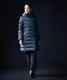 JIYU-KU /【マガジン掲載】サテンタフタ ダウンコート(検索番号U15)/500568450