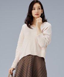 JIYU-KU /【マガジン掲載】シェニールヤーン ニットプルオーバー(検索番号S32)/500568467