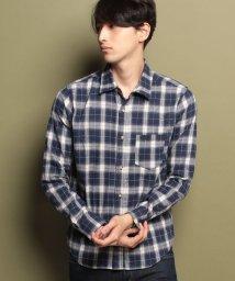 KRIFF MAYER/オンブレチェックシャツ/500543239