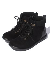 Shoes in Closet/レースアップ ワークブーツ/500534567