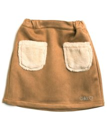ALGY/ファーポケットスカート/500567881