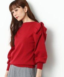 ViS/【sweet×ViS】パワーショルダープルオーバー/500572146