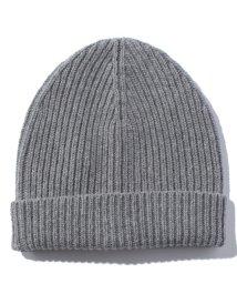 BENETTON (mens)/ラムズウールリブニット帽・ニットキャップ/500534362