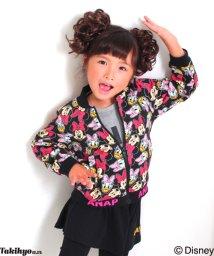 ANAP KIDS/【セットアップ対応商品】ディズニーコレクション・キャラクター総柄ブルゾン/500557370