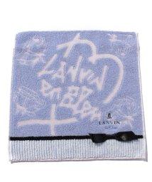 LANVIN en Bleu/タオル 17408012/LB0004400