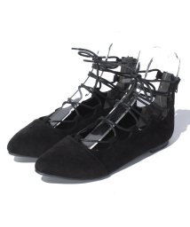 Shoes in Closet/レースアップパンプス/500546271