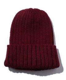 nano・universe/リブニット帽/500552606