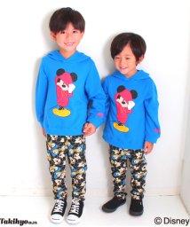 ANAP KIDS/【セットアップ対応商品】ディズニーコレクション・キャラクター総柄レギパン/500557369