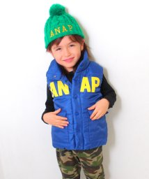 ANAP KIDS/中綿ベスト/500557371