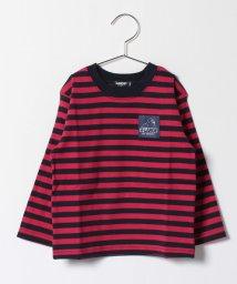 XLARGE KIDS/ボーダー柄Tシャツ/500557901