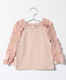 petit main/フリルラグランTシャツ/500557975