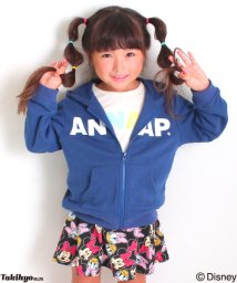 ANAP KIDS/ディズニーコレクション・キャラクターパーカー/500561398