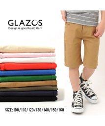GLAZOS/ストレッチハーフパンツ/500574139