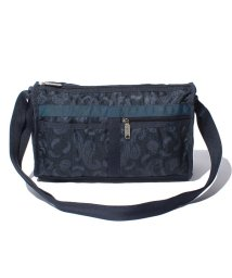 LeSportsac/DELUXE SHOULDER SATCHEL デニムペイズリー/LS0019176