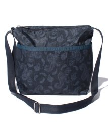 LeSportsac/SMALL CLEO CROSSBODY デニムペイズリー/LS0019178