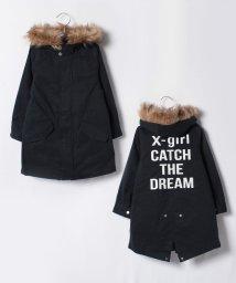 X-girl Stages/インナー付きモッズコート/500557908