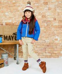 KRIFF MAYER(Kids)/ニット切り替えJK(120〜130cm)/500562512
