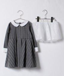 b-ROOM/フレッシャーズ白衿ワンピース/500564121