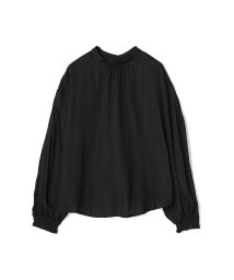 PROPORTION BODY DRESSING/《BLANCHIC》スタンドカラーブラウス/500572028
