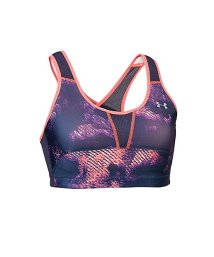 UNDER ARMOUR/アンダーアーマー/レディス/UA  ACTIVE BRA PRINTED A/B/500578786