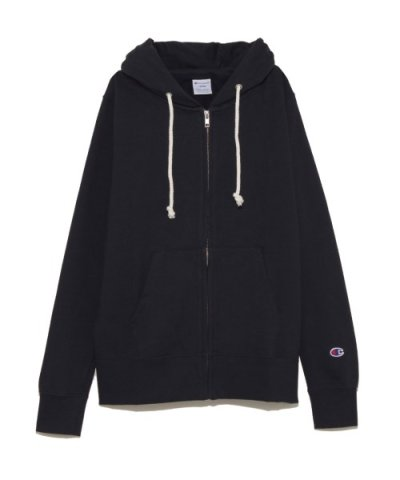 【Champion】ZIP HOODED SWEATSHIRT