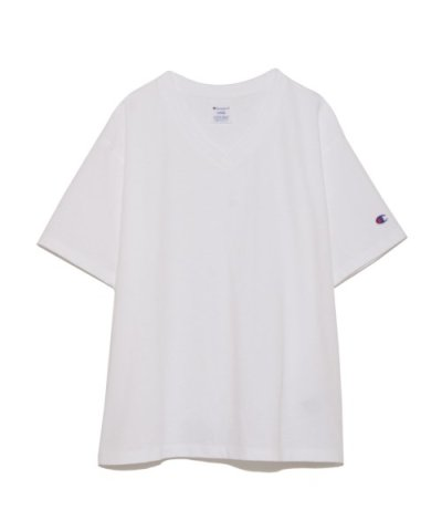 【Champion】V-NECK T-SHIRT
