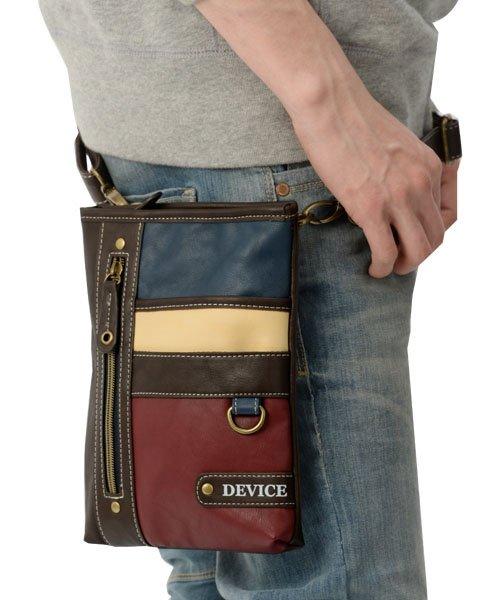 DEVICE(デバイス(メンズ))/DEVICE トリコ 2way シザーケース/DCG40025