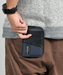 DEVICE/Rename coat ラウンド二つ折り財布 /500581265