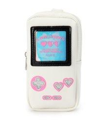 PINK-latte/ゲーム機型ミニポーチ/500581535