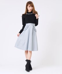 titty&Co./【non−no2月号掲載】フリルポケットスカート/500571091