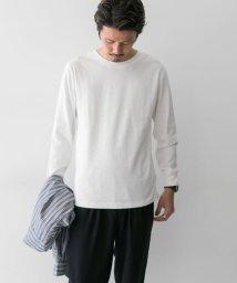 URBAN RESEARCH Sonny Label/ストレッチフライスロングTシャツ/500584162