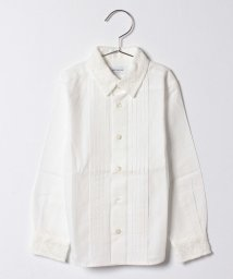 ARCH&LINE/PIN TUCK SHIRT/500566600