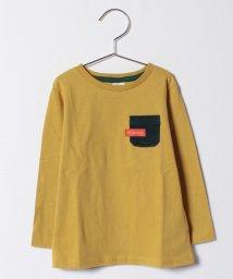LAGOM/ポケット付長袖Tシャツ/500570043