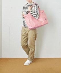 ROOTOTE/SN.ミディアム.ポケッツ‐A       Pink/500564700