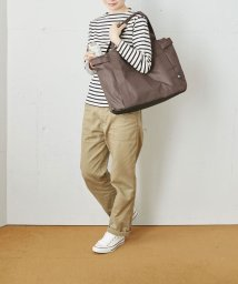 ROOTOTE/SN.ミディアム.ポケッツ‐A       Brown/500564702
