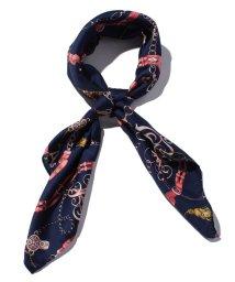 MIIA/ベルト柄スカーフ/500571130