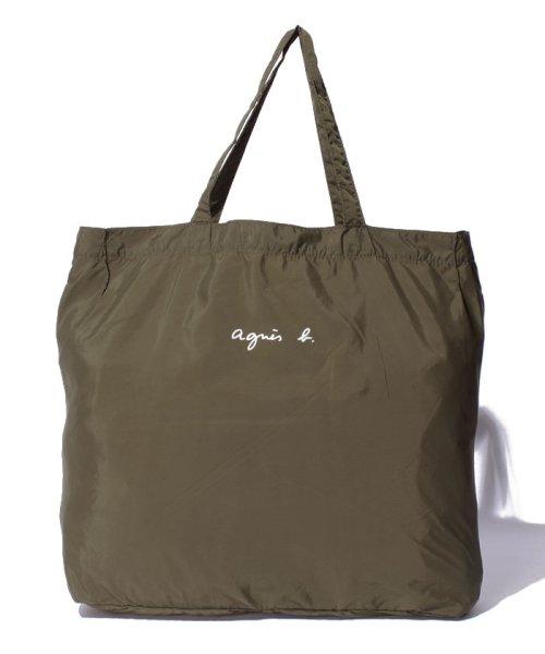 agnes b. Voyage(アニエスベー ボヤージュ)/JO01‐01 エコバッグ/M991VNN1H17
