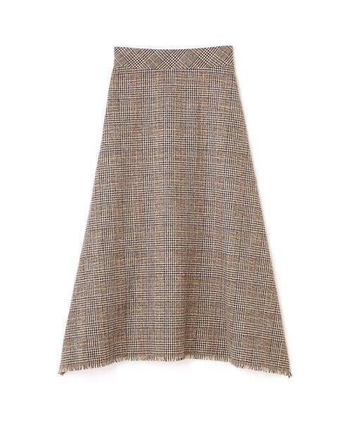 PROPORTION BODY DRESSING(プロポーション ボディドレッシング)/《BLANCHIC》チェックツィードスカート/1217229103