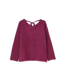 PROPORTION BODY DRESSING/《BLANCHIC》フレディニット/500586337