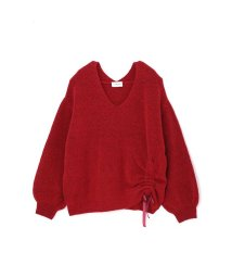 PROPORTION BODY DRESSING/《BLANCHIC》MIXカラーブークレーニット/500586340