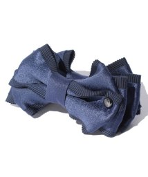 LANVIN en Bleu/スウェードリボンクリップ/LB0004427