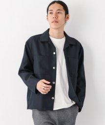 URBAN RESEARCH/【WAREHOUSE】エステルオープンカラーシャツジャケット/500566406